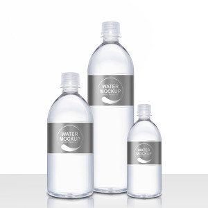 mineral-water-bottle-set
