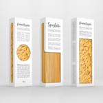 Pasta Package Mockup