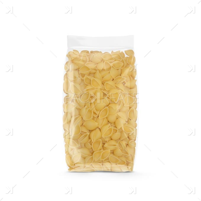 Packreate 187 Pasta Bag Conchiglie Amp Smart Label