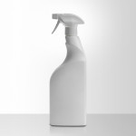 Spray Bottle PSD Mockup
