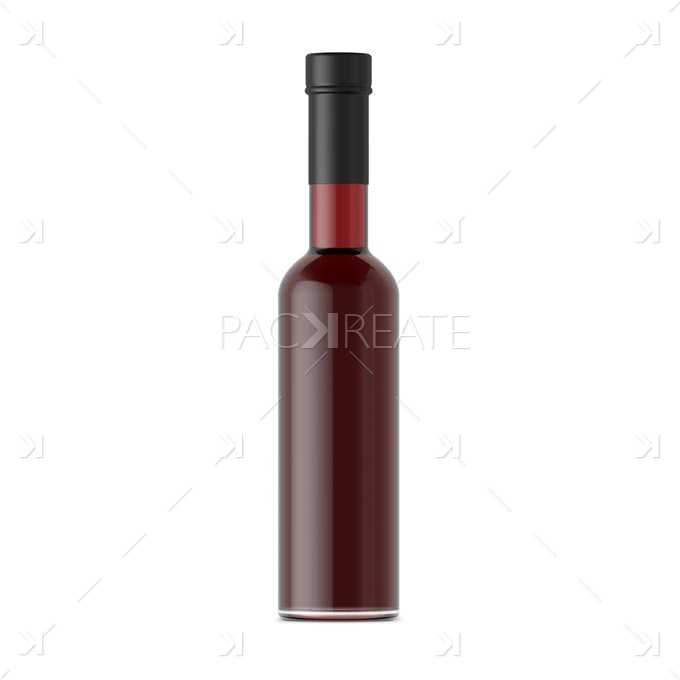 serenade bottle red wine vinegar smart label bottle red wine