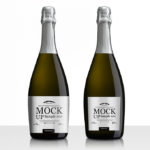 Sparkling Wine / Champagne Packaging Mockup