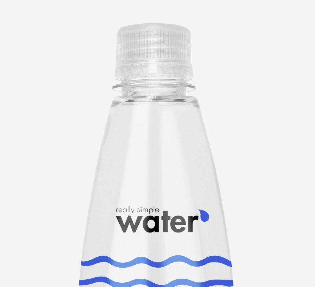 Packreate 187 Bundle Distilled Water Plastic Bottle Psd